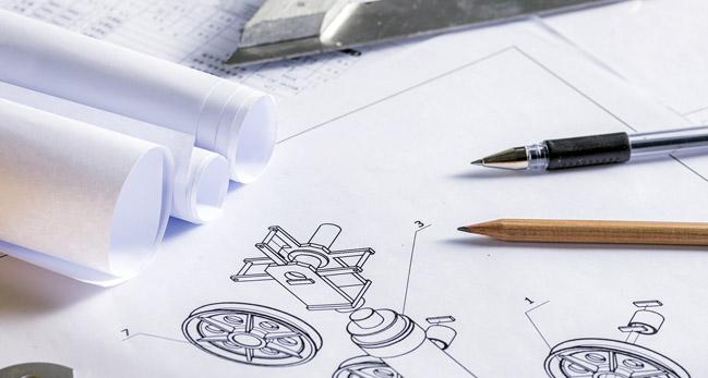 机械设计丰富经验