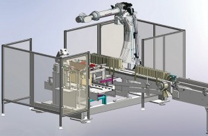 工业4.0生产线设计改造
