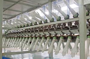 PVC、丁腈手套生产线
